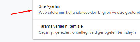 Chrome'da JavaScript Kullanımını Engelleyelim