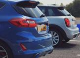 Mini Cooper S ile Ford Fiesta ST
