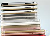 Şimdiye Kadar Üretilen iPhone Modelleri