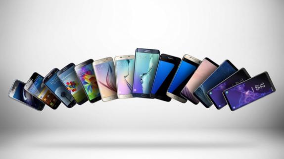 Samsung Galaxy S Serisi Video