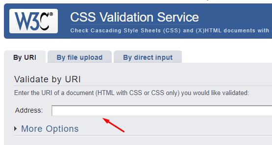 CSS Hatalarını Otomatik Kontrol Edelim