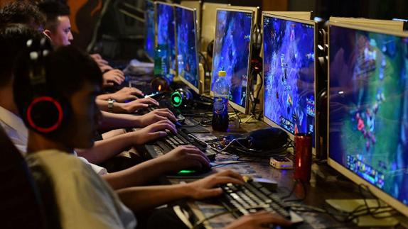 Çin Oyun Bağımlılığı Yasakları