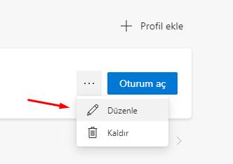 Microsoft Edge Insider Profil Adı Değiştirme Nasıl Yapılır?