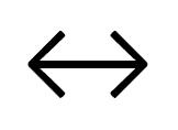 Klavyede Sol Sağ (İki Uçlu) Ok İşareti Nasıl Yapılır?