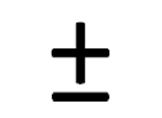 Klavyede Üst Üste Artı Eksi İşareti Nasıl Yapılır?