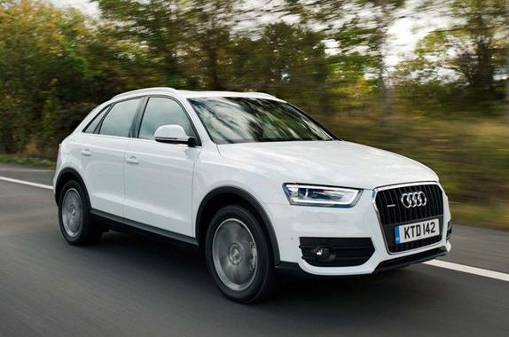 En Güvenilir Otomobiller - Audi Q3 Diesel