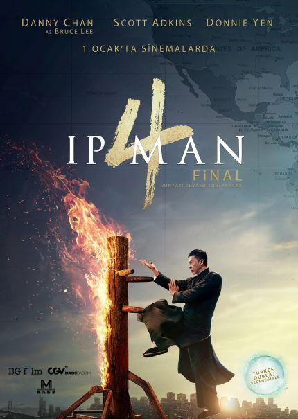 Ip Man 4: Final Fragman İzle