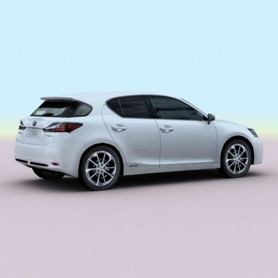 En Güvenilir Otomobiller - Lexus CT