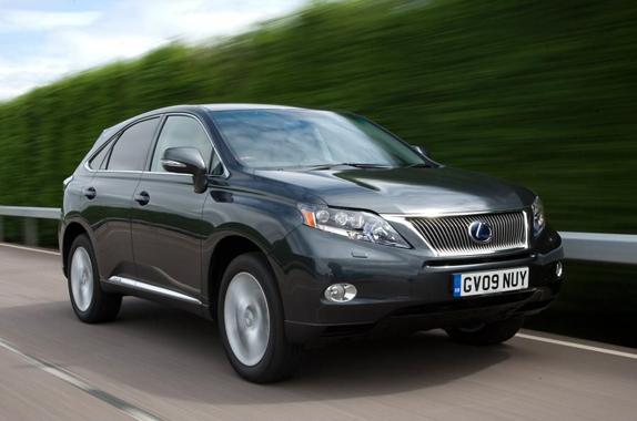 En Güvenilir Otomobiller - Lexus RX