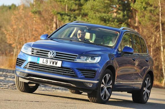 En Güvenilir Otomobiller - Volkswagen Touareg