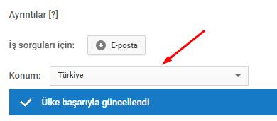 YouTube Kanal için Konum Ekleme Nasıl Yapılır?
