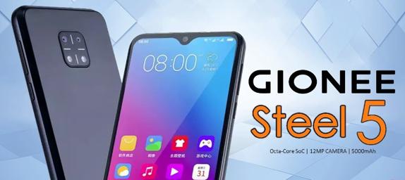 Gionee Steel 5 Özellikleri ve Fiyatı