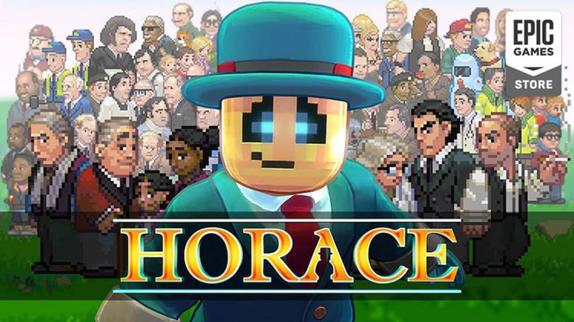 Epic Games Horace Ücretsiz İndir Oyna