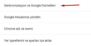 """Google Chrome """"Cihazına Gönder"""" Kapatma Nasıl Yapılır?"""