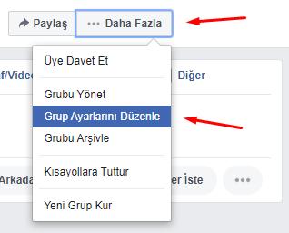Facebook'ta Grup Adı Değiştirme Nasıl Yapılır?