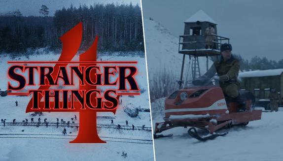 Stranger Things 4. Sezon Fragman İzle