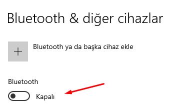 Windows 10 Bluetooth Açma Nasıl Yapılır?