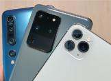 Mi 10 Pro, Galaxy S20 Ultra ve iPhone 11 Pro Max
