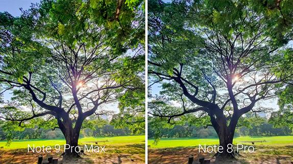 Redmi Note 9 Pro Max ve Redmi Note 8 Pro Kamera Testi