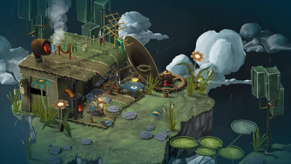 Epic Games Ücretsiz Oyun - Figment