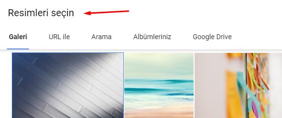 Google Sites Kapak Resmi Değiştirme Nasıl Yapılır?