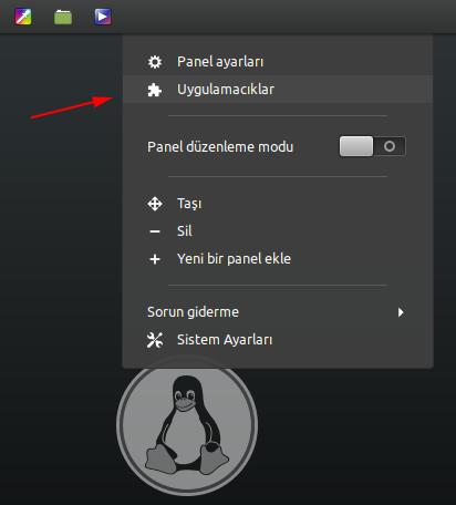 Linux Mint Çöp Kutusunu Panele Ekleme Nasıl Yapılır?