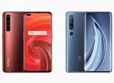 Realme X50 Pro ve Xiaomi Mi 10 Pro