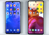 Xiaomi Mi Note 10 ve Samsung Galaxy A71