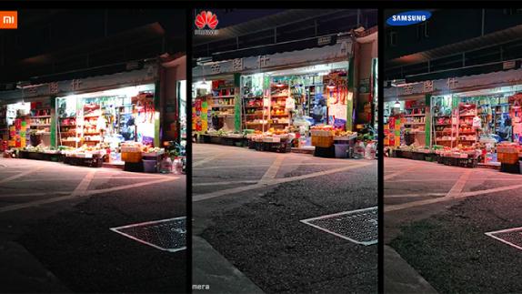 Huawei P40 Pro, Galaxy S20 Ultra ve Mi 10 Pro Düşük Işık Kamera Testi
