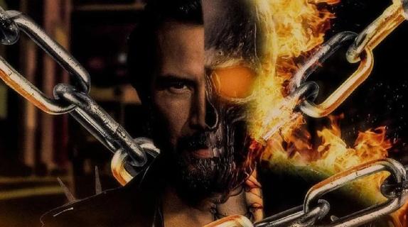 Keanu Reeves Ghost Rider Fragman İzle