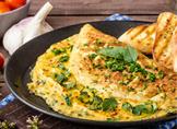 Hamilelikte (Gebelikte) Omlet Yemek