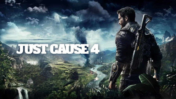 Epic Games Ücretsiz Oyun Just Cause 4 İndir