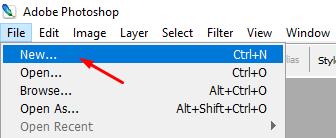 """Photoshop'taki """"Place"""" Özelliği Nedir? Ne İşe Yarar?"""