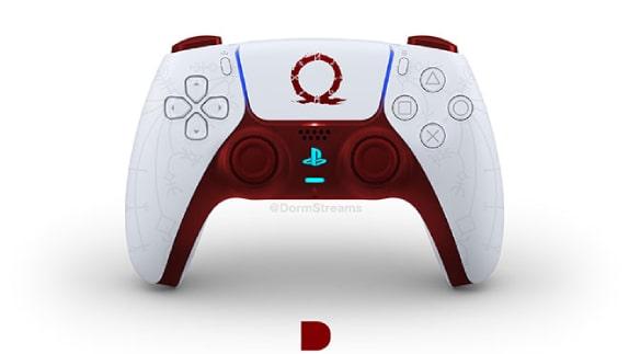 PS5 DualSense Farklı Tasarımları - 5