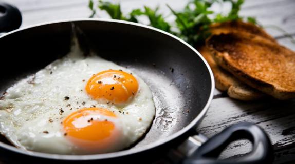 Yumurta Yiyerek Zayıflama