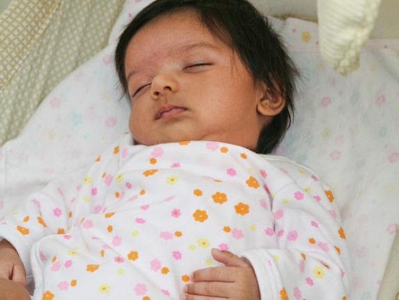 Bebeklerin Ağlama Nedenleri: Yorgunluk