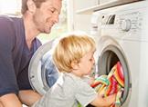 Çocuğa Sorumluluk Kazandırma Örnekleri - Çamaşır Yıkama