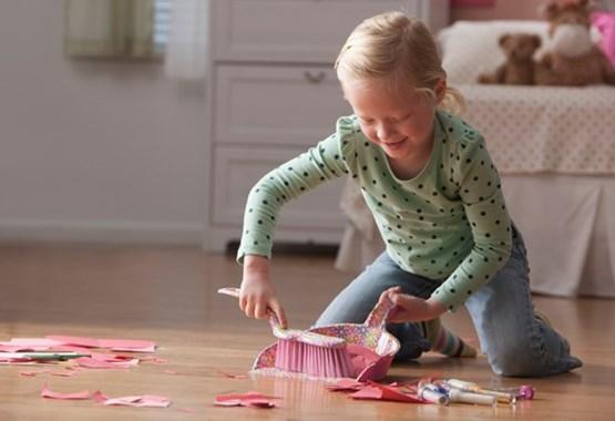 Çocuğa Sorumluluk Vermek - Ev İşleri