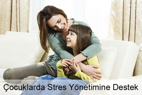 Çocuklarda Stres Yönetimi ve Ebeveyn Desteği