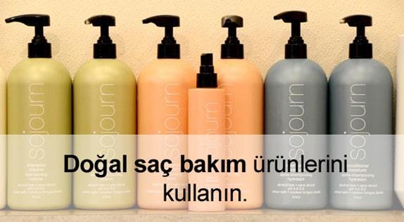 Doğal Saç Bakım Ürünleri