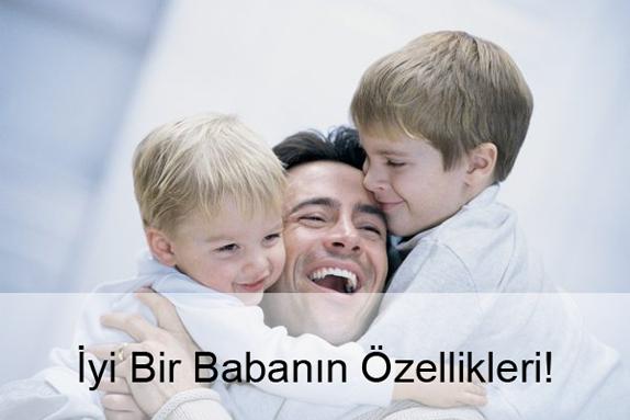 İyi Bir Babanın Özellikleri
