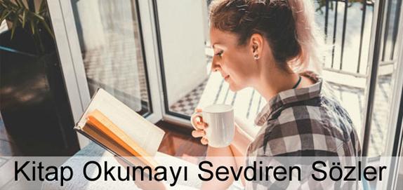 Kitap Okumayı Sevdiren Sözler