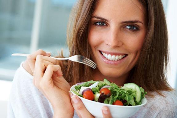 Parlak Cilt için Ne Yapılır? Parlak Cilt için Beslenme