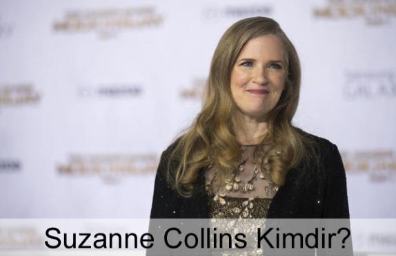 Suzanne Collins Kimdir? Hayatı, Biyografisi, Kitapları