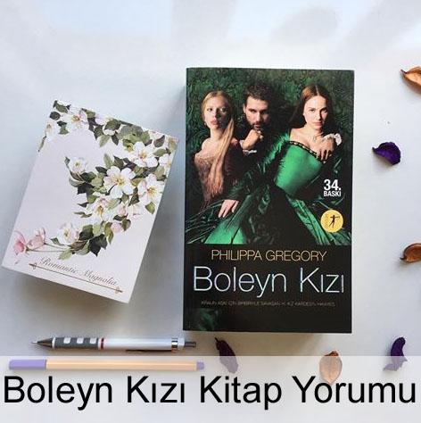 Boleyn Kızı Kitap Yorumu - Philippa Gregory
