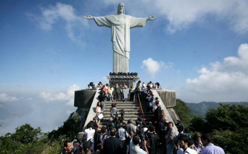 Dünyanın Yeni Yedi Harikası - Kurtarıcı İsa Heykeli