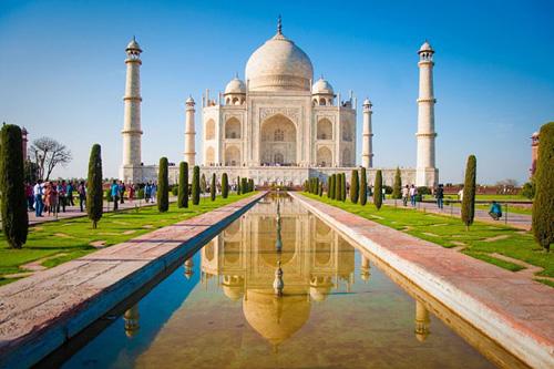 Dünyanın Yeni Yedi Harikası - Tac Mahal
