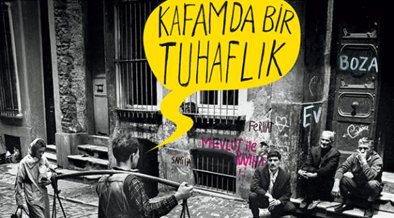 Orhan Pamuk'un Kafamda Bir Tuhaflık Romanı