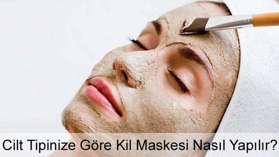 Cilt Tipine Göre Kil Maskesi Nasıl Yapılır?