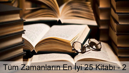 Okunması Gereken Kitaplar